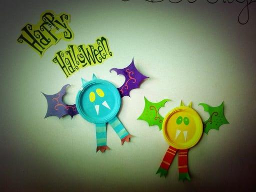Manualidades de halloween para hacer en familia helen doron for Manualidades en familia