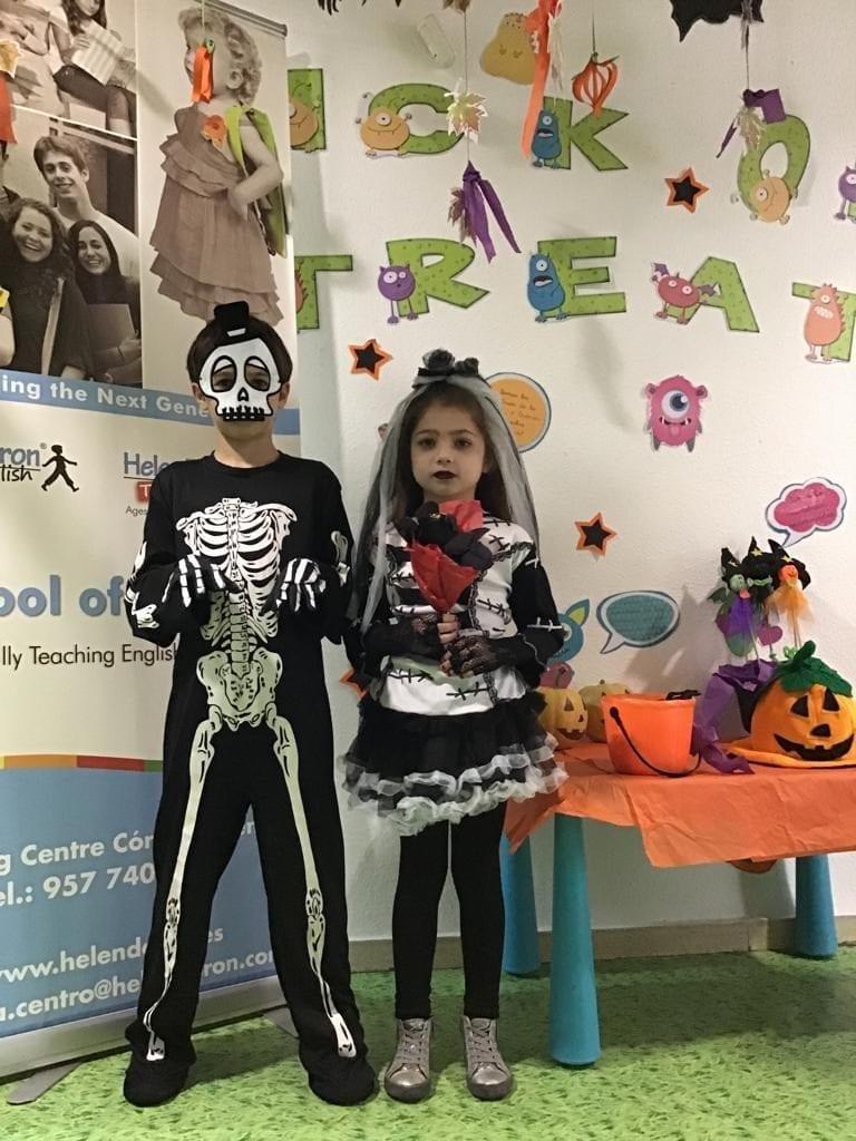 Resumen De Actividades En Inglés Para Niños De Halloween 2018 Helen Doron English Spain